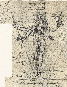463px-leonardo_da_vinci_-_unknown_drawing_of_androgyn_corpus_with_two_heads.jpg